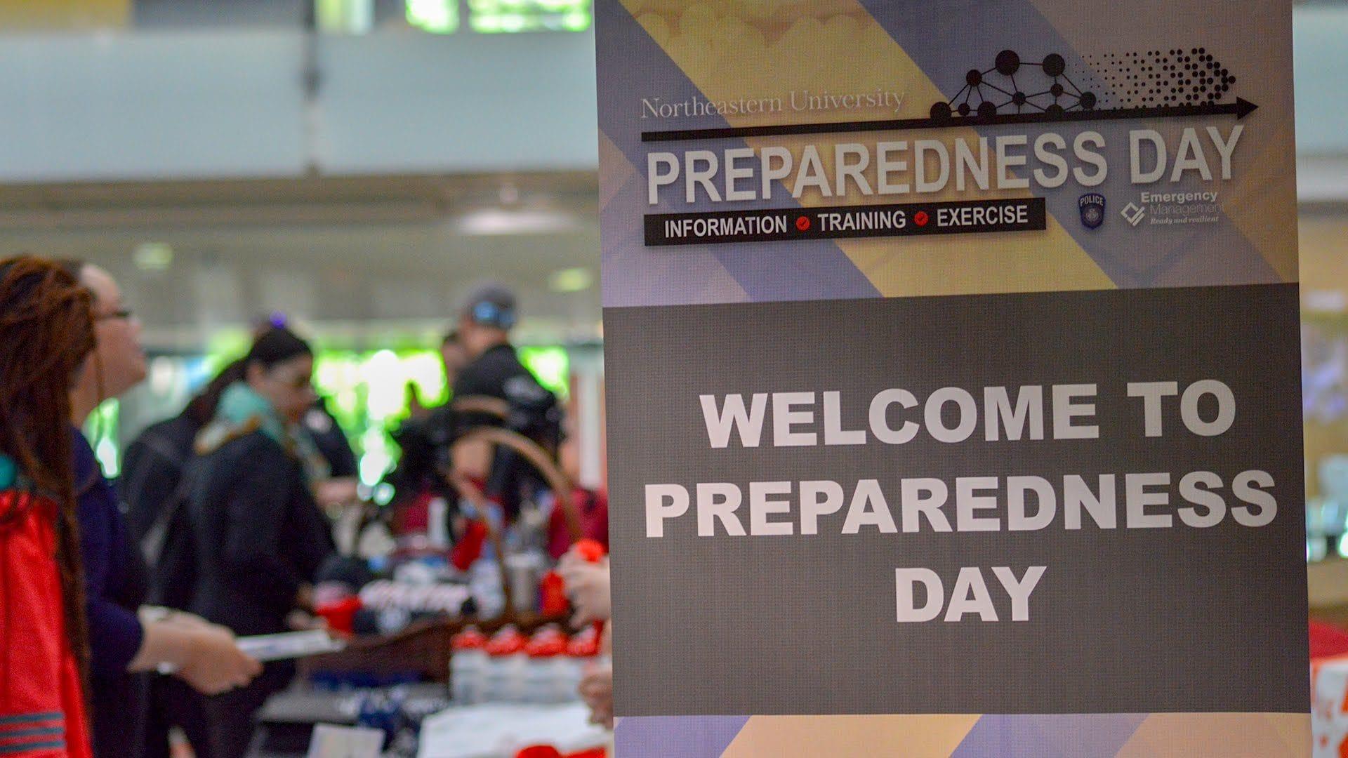 Northeastern University Preparedness Day