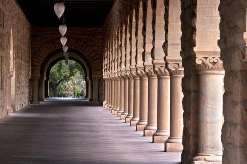 Campus pillars