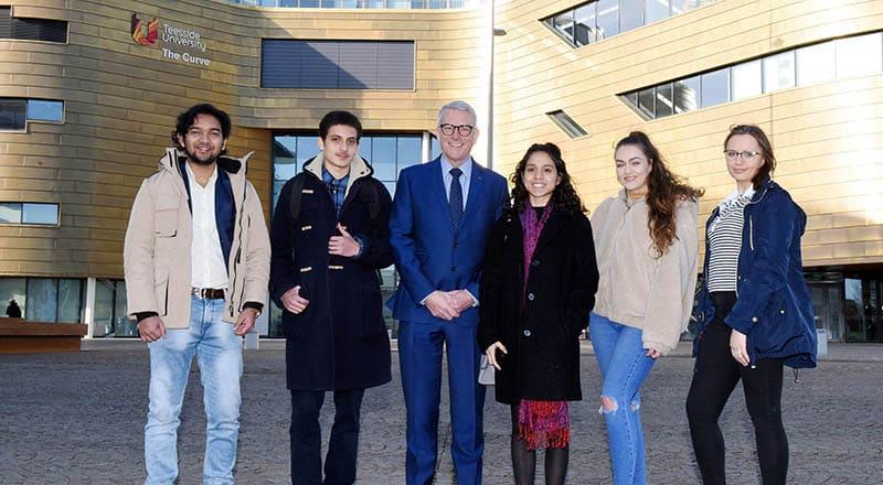 Teesside University_ISB Survey_International Students