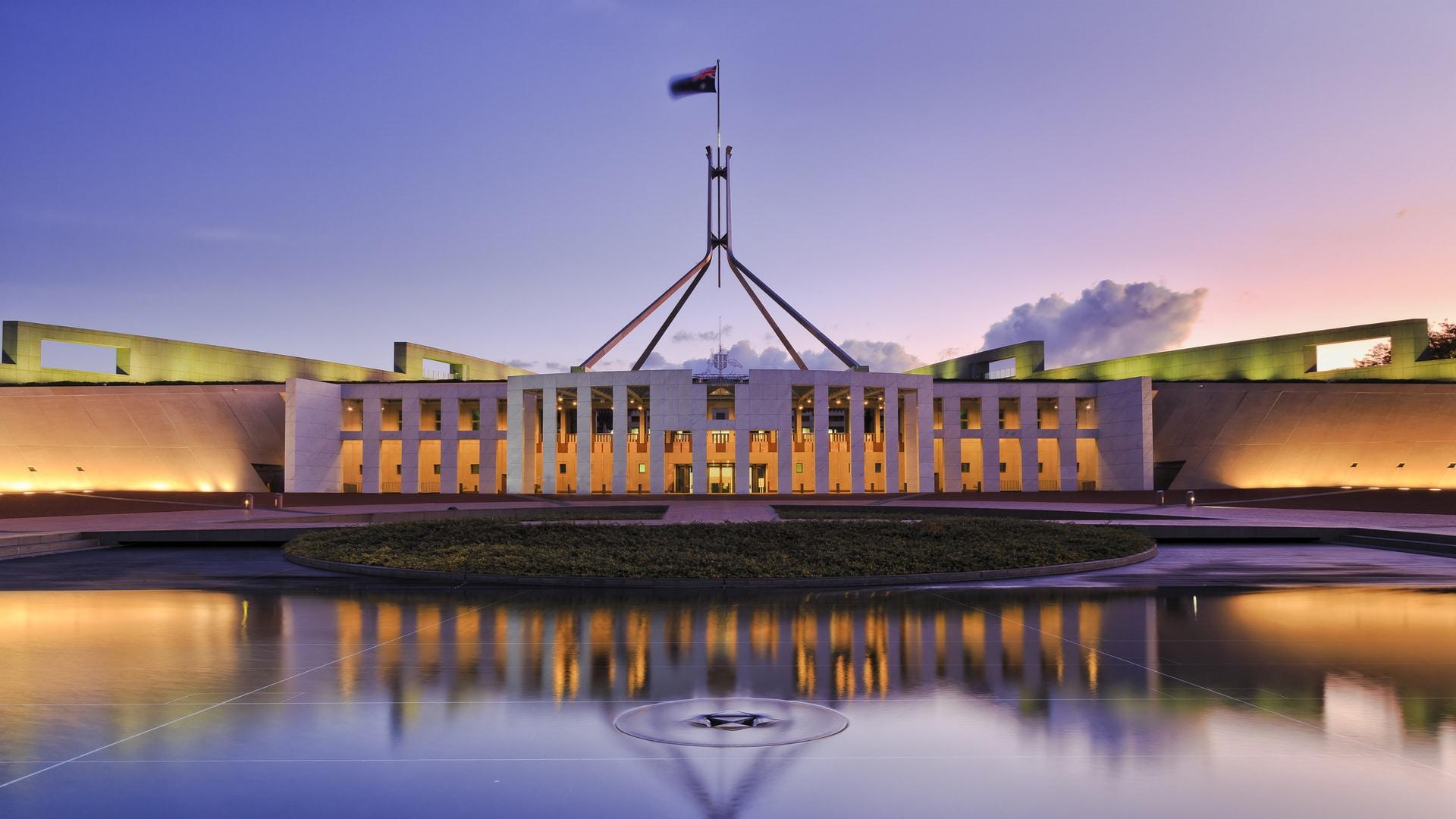 Australia House of Parliament